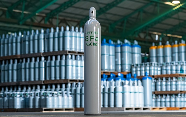 [Gas] SF6  Sulfur hexa-Fluoride