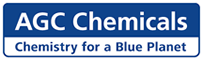 AGC chemicals Chemistyr for a Blue Planet