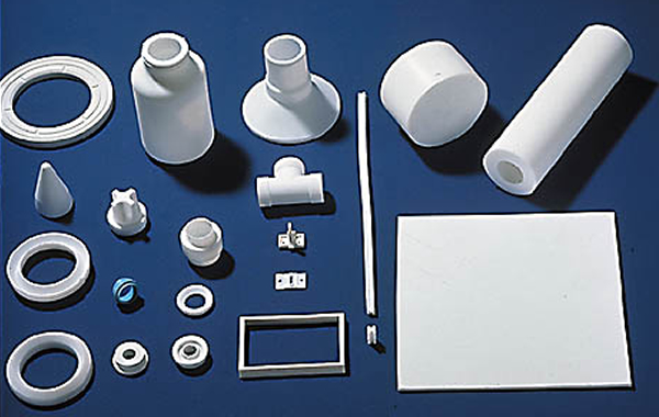 Basic fluoropolymers