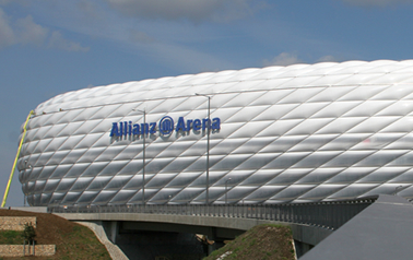 Allianz Arena (München, Germany)