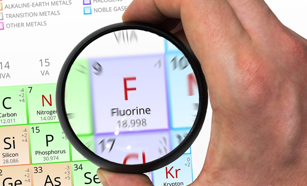 Fluorinated compounds
